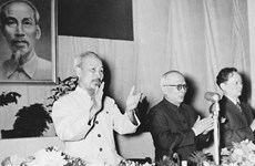 Bác Hồ - tấm gương phấn đấu vì sự nghiệp cách mạng của Đảng, dân tộc