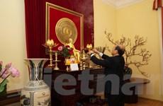 Đại sứ quán Việt Nam ở Áo tổ chức kỷ niệm 130 năm ngày sinh Bác Hồ