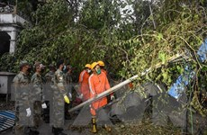 Ấn Độ huy động 200 binh sỹ khắc phục thiệt hại sau siêu bão Amphan