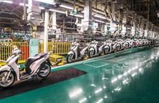 Doanh số bán xe máy Honda vẫn tăng trưởng dù tác động từ dịch COVID-19