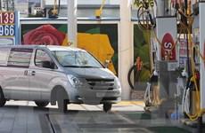 Giá dầu châu Á đi xuống do căng thẳng gia tăng Mỹ-Trung