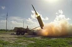 Mỹ-Hàn thay thế tên lửa đánh chặn mới trong hệ thống phòng thủ THAAD