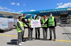 Doanh nghiệp Việt hỗ trợ thành phố Leipzig phòng chống COVID-19
