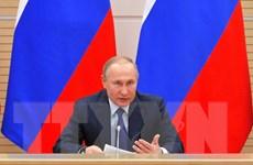 Tổng thống Nga sẽ trưng cầu ý dân về sửa đổi Hiến pháp vào 1/7 tới