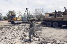 Afghanistan: Quả bom ven đường phát nổ, hơn 10 người thương vong