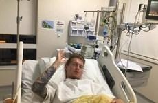 Sự cố rơi dù lượn ở Mù Cang Chải: Phi công bị thương nhẹ