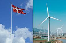 Ngành điện lực Đan Mạch lập kỷ lục xanh về sản xuất điện