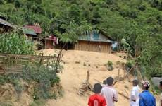 Lai Châu: Nguy cơ sạt lở ở huyện biên giới Mường Tè