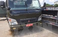 Bình Dương: Xe chở dân quân gặp tai nạn nghiêm trọng, 1 người chết