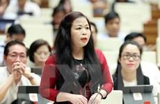 Quốc hội đồng tình với các giải pháp khắc phục hậu quả dịch COVID-19