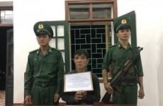 Điện Biên: Bắt giữ đối tượng cướp xe ôm sau 3 giờ gây án