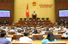 Thông qua Luật sửa đổi, bổ sung của Luật Ban hành văn bản pháp luật