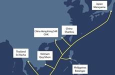 Thêm tuyến cáp quang biển kết nối Internet Việt Nam với 5 nước châu Á