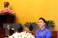 Bài bế mạc Kỳ họp thứ 9, Quốc hội khóa XIV của Chủ tịch Quốc hội