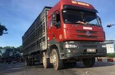 Hải Dương: Tai nạn giao thông nghiêm trọng, hai người tử vong