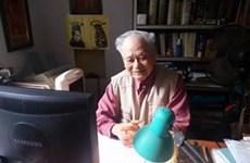Tiễn biệt Giáo sư Phan Đăng Nhật - nhà nghiên cứu hàng đầu về sử thi