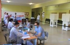 Nga: Hơn 60% cử tri đi bỏ phiếu về sửa đổi Hiến pháp