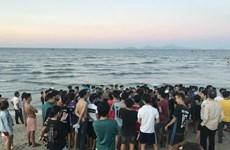 Quảng Nam: Đi tắm biển giải nhiệt, 3 thanh niên chết đuối thương tâm