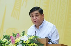 Bộ trưởng Bộ Kế hoạch và Đầu tư làm việc tại tỉnh Quảng Nam