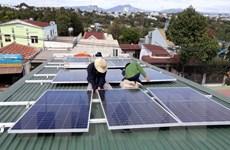 Nhiều vướng mắc trong đầu tư phát triển điện Mặt Trời mái nhà