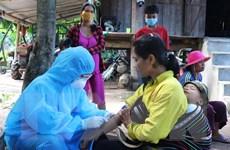 Khẩn trương khoanh vùng, không để dịch bệnh bạch hầu lây ra cộng đồng