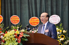 Ông Phan Chí Hiếu tái đắc cử Bí thư Đảng ủy Đảng bộ Bộ Tư pháp