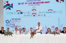 """Các hiệp hội du lịch hợp tác """"Liên kết-sức mạnh du lịch Việt Nam"""""""