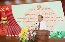 PTT Trương Hòa Bình: Kiên quyết loại khỏi bộ máy cán bộ tham nhũng