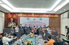 Việt Nam-Hoa Kỳ ký kết tăng cường năng lực thực thi pháp luật thủy sản