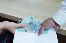 Truy tố cựu thượng úy công an chiếm đoạt tiền của bị can