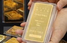 Giá vàng tại châu Á đã lên tới 1.934,06 USD mỗi ounce