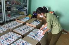 Đà Nẵng thu giữ 21.000 khẩu trang không rõ nguồn gốc xuất xứ