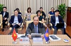 ASEAN 2020: Đối thoại cấp cao trực tuyến về phục hồi sau đại dịch