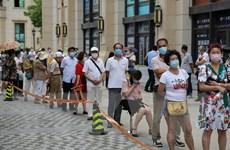 Trung Quốc đại lục ghi nhận thêm 105 ca mắc COVID-19 mới