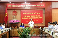 Lạng Sơn có các giải pháp phù hợp trong thu ngân sách