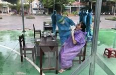 Bộ Xây dựng hỗ trợ Đà Nẵng xây bệnh viện dã chiến