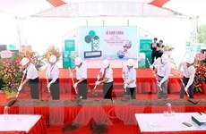KCN Nam Cầu Kiền: Khởi công Tổ hợp công trình trọng điểm giai đoạn 2