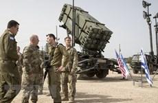 """Không quân Israel-Mỹ tập trận chung mang tên """"Lightning Enduring 2"""""""