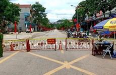 Lạng Sơn: Phong tỏa, cách ly khu dân cư có bệnh nhân mắc COVID-19