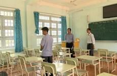 Kon Tum bố trí mỗi điểm thi chính thức có một điểm thi dự phòng
