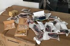Phát hiện, thu giữ một số thiết bị dùng gian lận trong thi cử