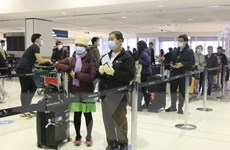 Tiếp tục đưa hơn 340 công dân Việt Nam từ Australia về nước