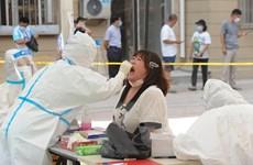 Trung Quốc, Hàn Quốc tiếp tục ghi nhận các ca nhiễm trong cộng đồng