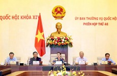 Ngày 10/8 khai mạc Phiên họp thứ 47 của Ủy ban Thường vụ Quốc hội
