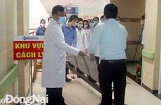 Khoa Ung bướu Bệnh viện đa khoa Đồng Nai được gỡ bỏ lệnh phong tỏa