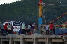 Đứt dây tời tàu cá, ba ngư dân ở tỉnh Nghệ An thương vong