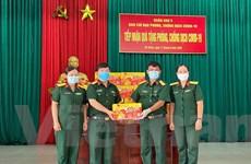 72.000 sản phẩm Trà Thanh Nhiệt Dr Thanh tiếp tục tiếp sức chiến sỹ