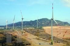 Khởi công dự án xây dựng Nhà máy điện gió V1-2 ở Trà Vinh