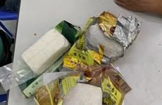 Bắt nhóm đối tượng mua bán, vận chuyển và tàng trữ hơn 3kg ma túy