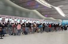 Dịch COVID-19: Đưa 340 công dân Việt Nam từ Canada về nước